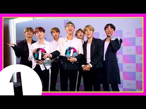 BTS play the Award Box Challenge! (Radio 1's Teen Awards 2018)  HD Mp4 3GP Video and MP3