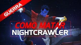 Como Matar a Nightcrawler en Guerra | Marvel Batalla de Superhéroes
