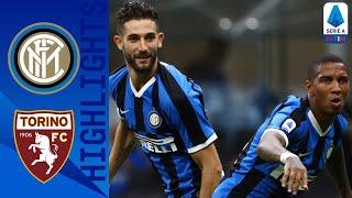 Inter 3-1 Torino | L'Inter ribalta il Toro e va al secondo posto | Serie A TIM