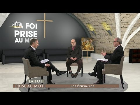 Les épiphanies (regard catholique et orthodoxe)