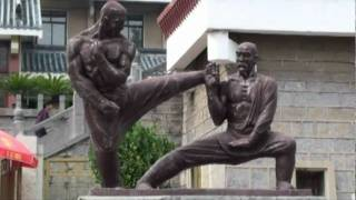 preview picture of video 'VIAGGIO IN CINA-SHAOLIN LA CULLA DEL KUNGFU'