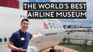 The BEST AIRLINE Museum