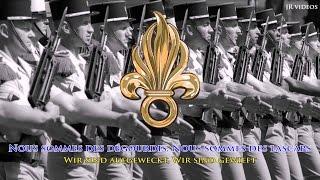 Lied der Fremdenlegion (Übersetzung) - Marche de la Légion