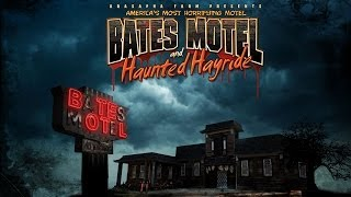 The Bates Motel and Haunted Hayride Trailer