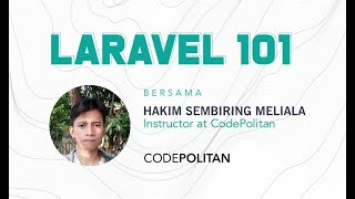 Laravel 101