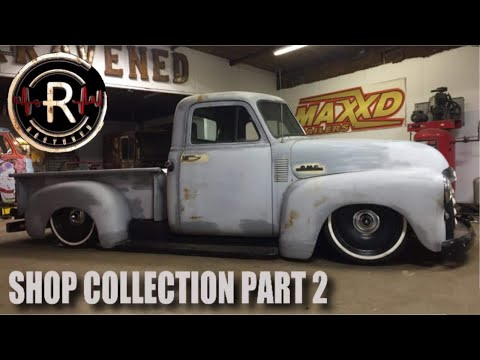 Shop Collection Part 2 | Chevy, Volkswagen, Ford, Jeep, AMC, BMW Isetta, COE & Much More! | RESTORED