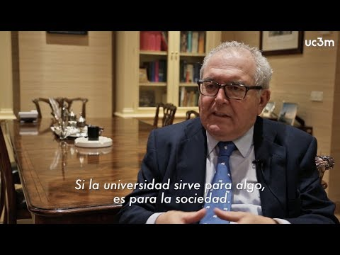Eduardo Serra | Presidente Fundación Transforma España