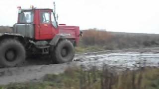 трактористы из МТС