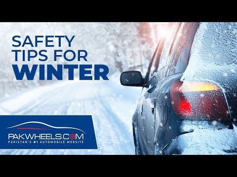 Safety Precaution Tips For Winter
