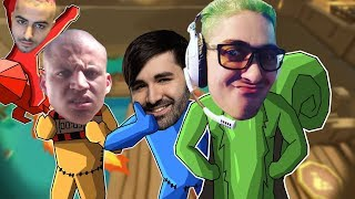 THEY DON'T THINK I COULD WIN!?! Pummel Party Ft YASSUO TYLER1 & VOYBOY   Trick2G