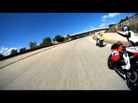 Tandas libres Moto Circuito Parc Motor Castellolí