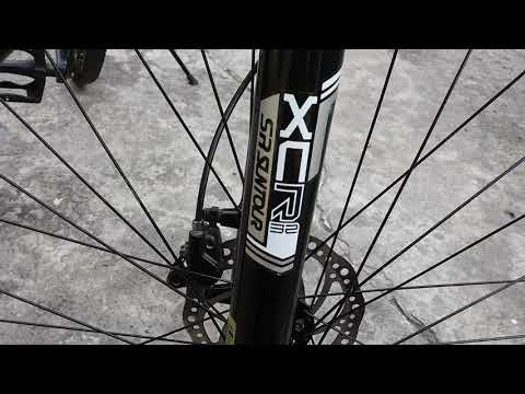 Mountain Bike Review (FOXTER ft303 27.5)