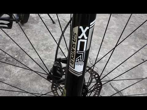 Mountain Bike Review (FOXTER ft303 27.5)