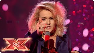 Grace Davies delivers another original song | Live Shows | The X Factor 2017