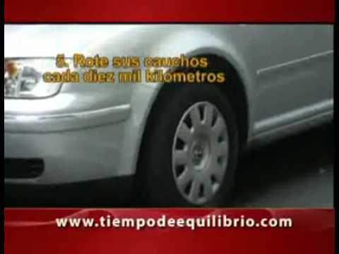 10 consejos para el cuidado de los neumáticos
