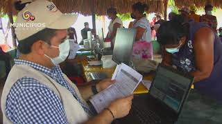 TV MUNICIPIOS – FAMILIAS DE MAICAO – LA GUAJIRA SE HAN BENEFICIADO CON LAS JORNADAS DEL SISBÉN