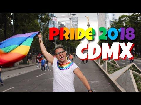 SOY DARIO   PRIDE 2018   MARCHA LGBT CDMX