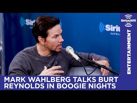 Mark Wahlberg says Burt Reynolds deserved Oscar for Boogie Nights // SiriusXM // Radio Andy