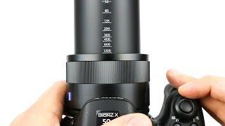 Sony DSC-HX400V im Test/ Review/ Unboxing (deutsch/geman)