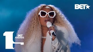 """Mary J. Blige Performs """"My Life,"""" Real Love,"""" & More In ICONIC Performance! 