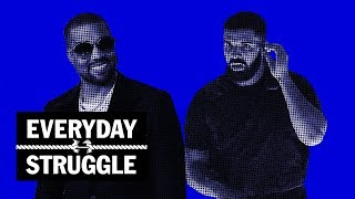 Everyday Struggle - Kanye Gets at Drake & Nick Cannon For Kim K 'Disrespect,' Uzi Dropping Heat?