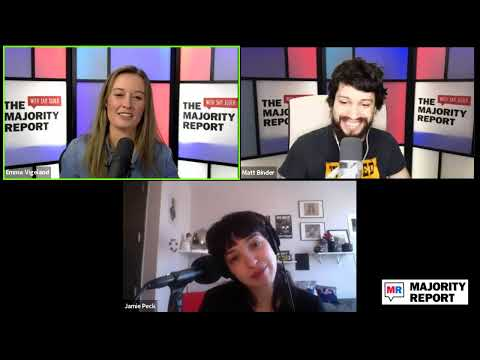 Monopolies Slowed the Vaccine Roll-Out & How to Fix It w/ Matt Stoller - MR Live - 2/4/21