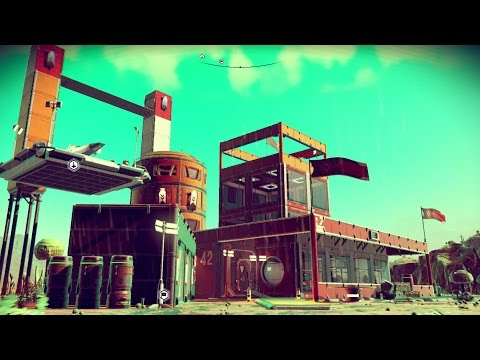 No Man's Sky Foundation update 1.1