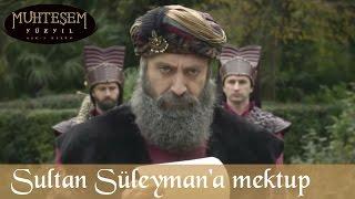 Sultan Süleyman'a Mektup - Muhteşem Yüzyıl 116.Bölüm