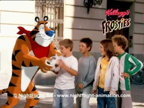 frosties football commercial