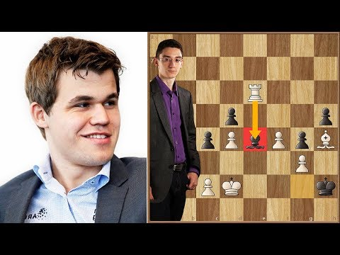 Exceptionally Strong Losing Move | Caruana vs Carlsen | Bilbao Masters (2012)