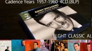 andy williams original album collection   Mademoiselle de paris  1960