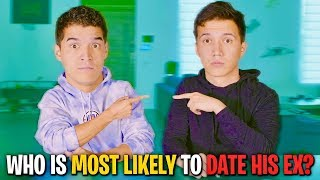 Who's Most Likely To? BROvsBRO
