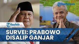 Biasanya Selalu Unggul, Elektabilitas Prabowo Kini Tersalip Ganjar Pranowo dalam Survei Terbaru CPCS