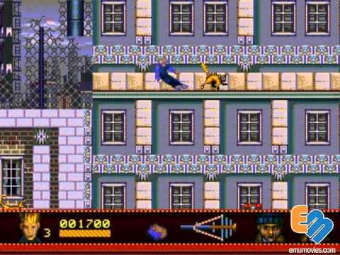 Sega Genesis-Home Alone 2 - Lost in New York (USA) (EmuMovies).mp4