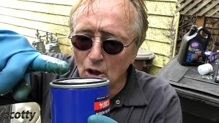People Say I'm Full of Crap About Engine Oil, Well Watch This