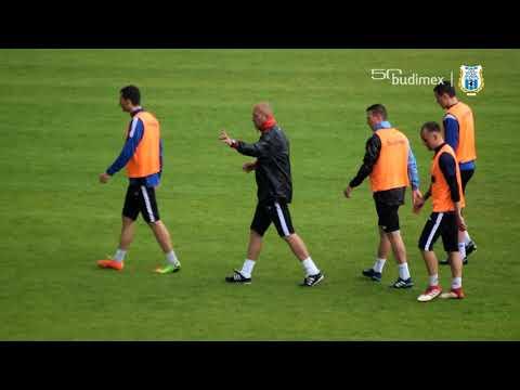 Sylwester Wyłupski po egzaminie UEFA Goalkeeper A