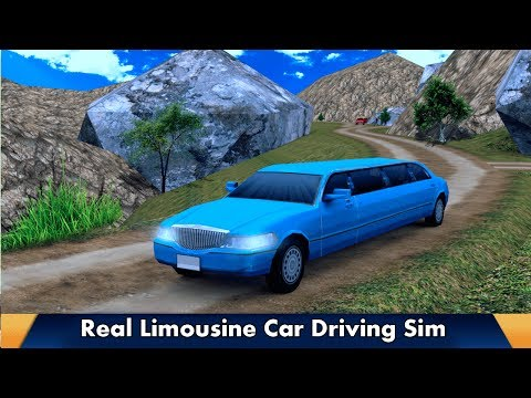 Real Limousine Car Driving Simulation 2017