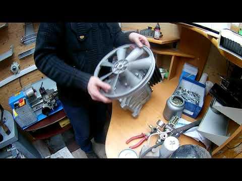 Капитальный ремонт компрессора из китая!