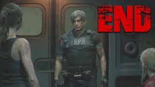 I Dont Know How To Feel About This Ending - Resident Evil 2 Remake Full Walkthrough Part 14/Ending