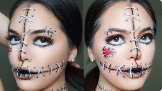 Voodoo Doll Makeup Tutorial Free Search Site Findclip