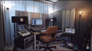 My Home Recording Studio Tour 2019