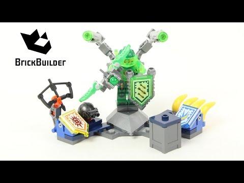 Vidéo LEGO Nexo Knights 70332 : Aaron l'Ultime chevalier