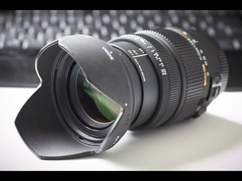 Fotografie erklärt - Festbrennweite und Zoom-Objektive