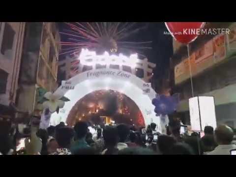 ৬৬ পল্লি||#66 pally durga puja Kolkata 2019||#south Kolkata 2019