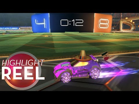 Highlight Reel #418 – What A Rocket League Comeback