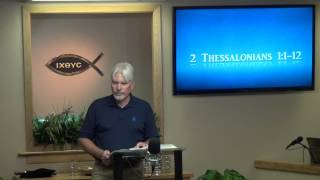 2 Thessalonians 1:1-12