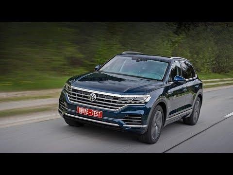 Volkswagen Touareg 2019. Наши тесты