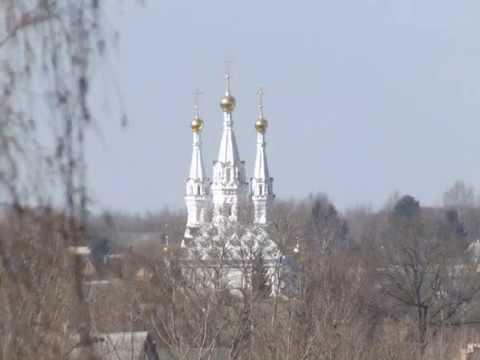 История храмов дивеева