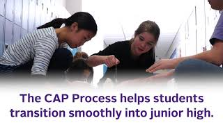 CAP and the Transition to Junior High