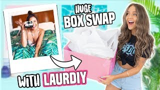 SUMMER BOX SWAP w/ LAURDIY